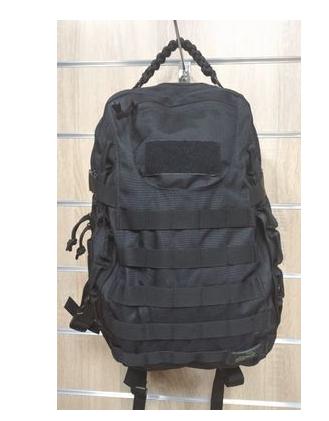 New Тактичний рюкзак Tramp Tactical 40 л. black