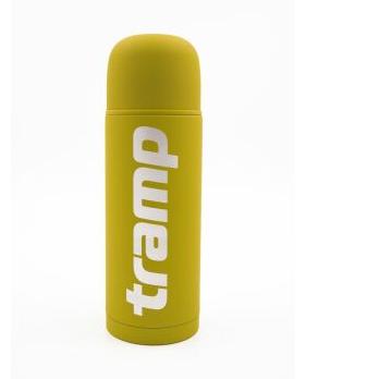 New Термос Tramp Soft Touch 1.0 л жовтий