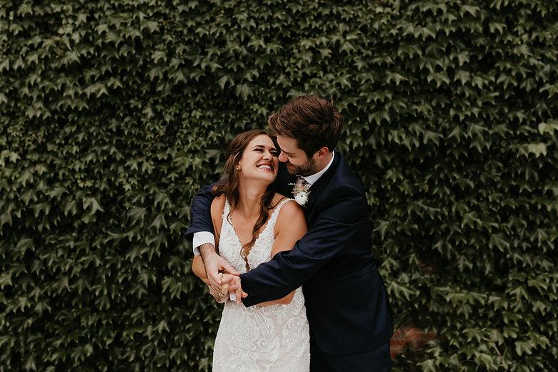 Amanda + Paul - May Wedding at Mercantile Hall Burlington Wisconsin - Candid Emotive - Ama