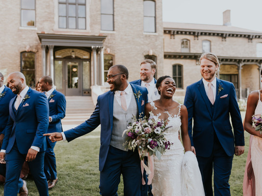 SUMMER ELEGANT WEDDING AT THE COVENANT AT MURRAY MANSION