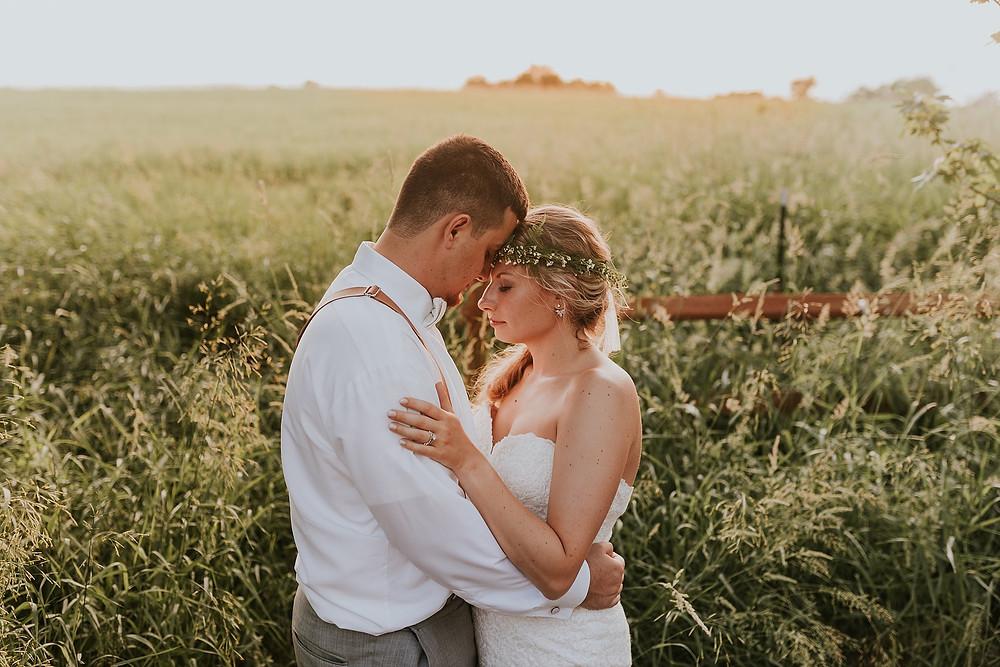 Cupola Barn Summer Wisconsin Wedding