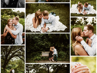 Kelli & Michael - Veteran Acre's Engagement Session
