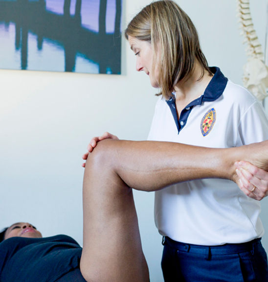sports injuries physiotherapy St Albans