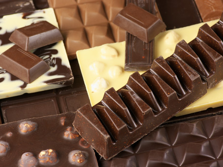 The magical world of chocolate
