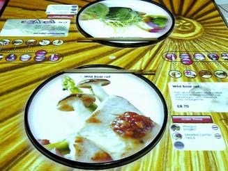 Restaurants need to put more digital on their menus