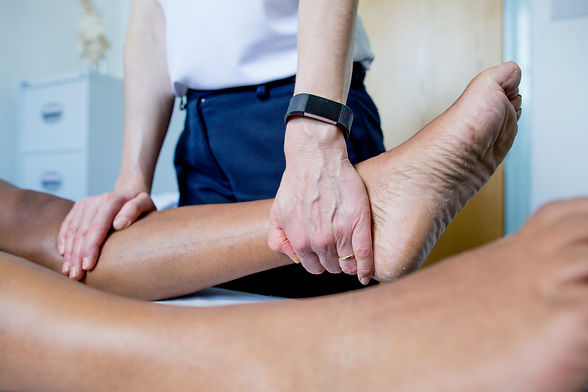 hypermobility physiotherapy St Albans