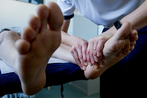 joint pain and sprains physotherapy St Albans
