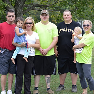 Hyatt's 3rd Annual Run with the Angels Somerset County