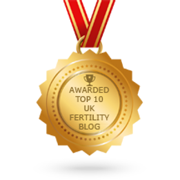 H Kennard awarded Top 10 UK Fertility Blog.png