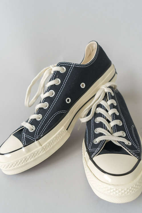 Converse Chucks 70s Low Cut Black