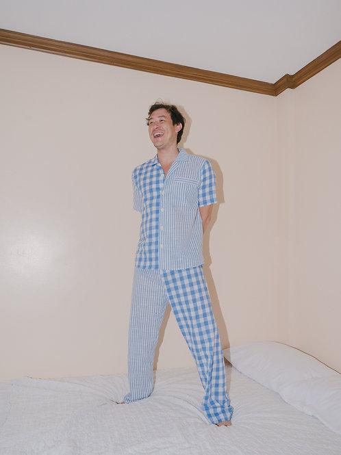 PJ Combi Pants Áraw Blue
