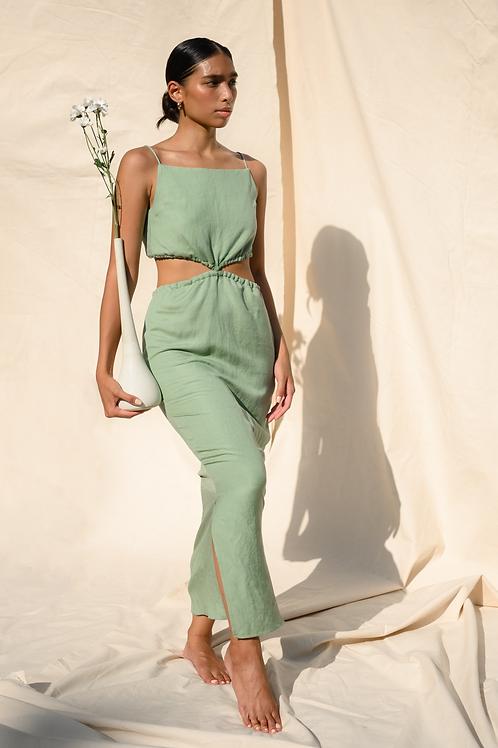 Sulog Reversible Dress Cordillera/Abel Stripe (pre-order)