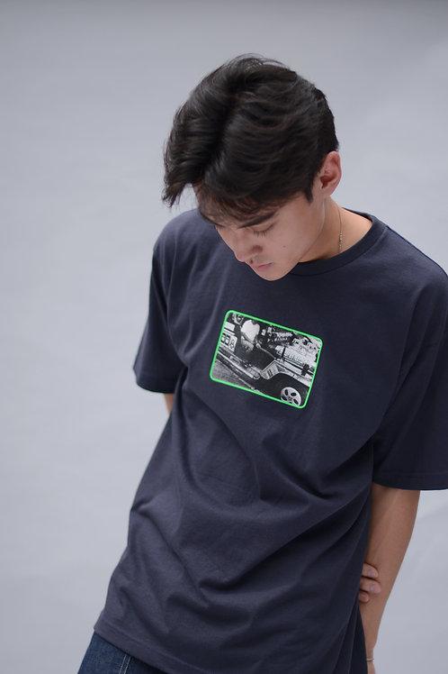 Tropical Futures Jeepney Awareness SS T-Shirt