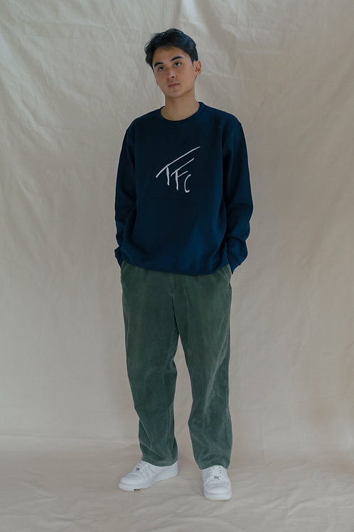 TFC Sweatshirt Navy