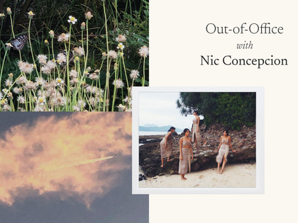 Out-of-Office with Nic Concepcion