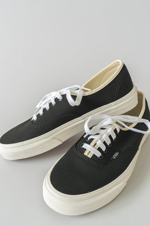Vans Authentic Black Bone White