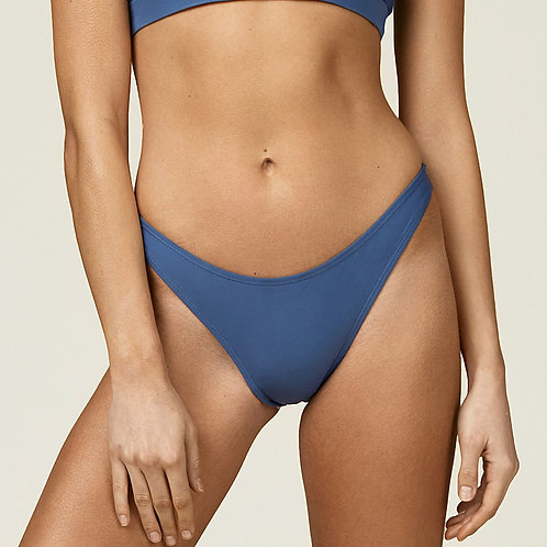 Anna Swim Ainsley Bottom Indigo