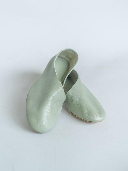 Rô Glove Shoes Seafoam