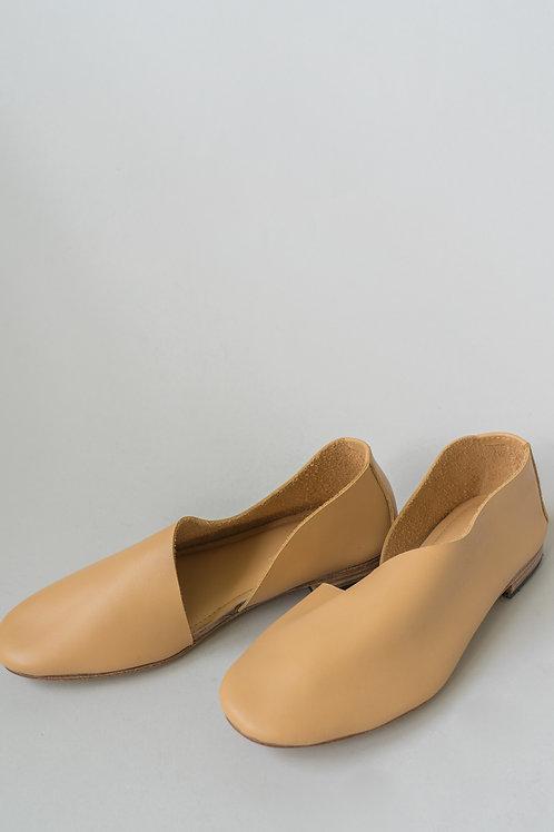 Rô Glove Shoes Tan