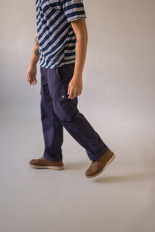 Tropa Cargo Pants Navy