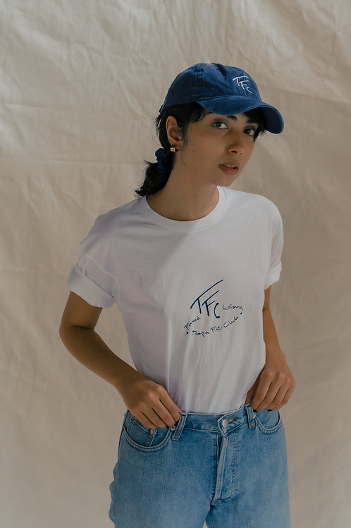 TFC Forced Leisure T-Shirt White