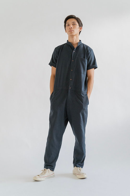 Men's Coveralls Navy