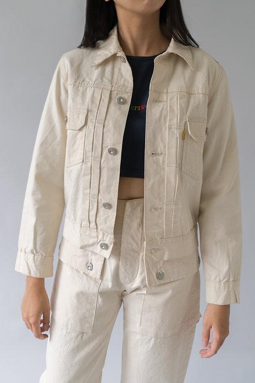 Leon Denim Type 2 Jacket Natural