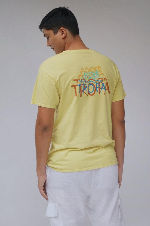Tropa Warp Tee Neon