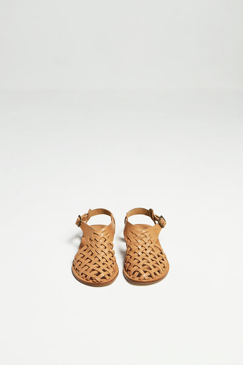 Rô Handwoven Sandals Veg Tanned Collection