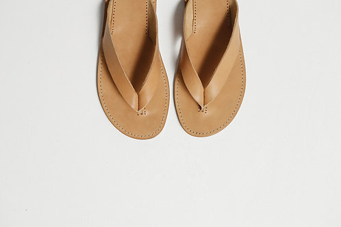 Rô Flip Flops Veg Tanned Collection