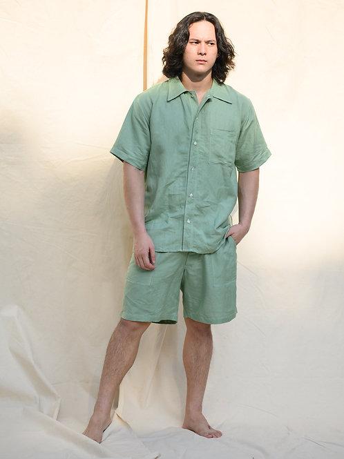 Men's Patch Pocket Shorts Cordillera (pre-order)
