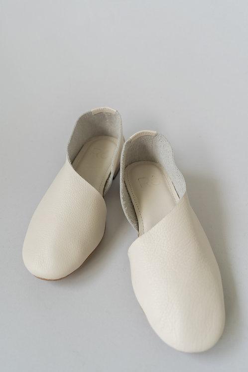 Rô Glove Shoes Off White