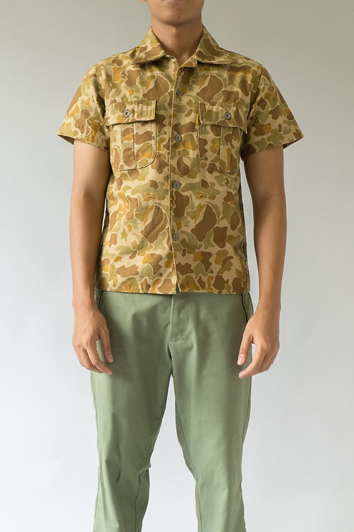 Leon Denim Champion Shirt Camouflage