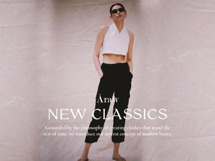 Neutrals & New Classics