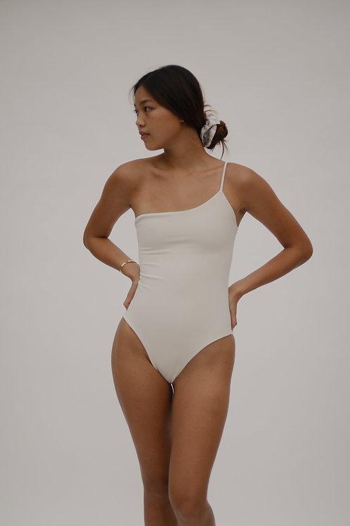 La Pirata Mila Swimsuit Ivory