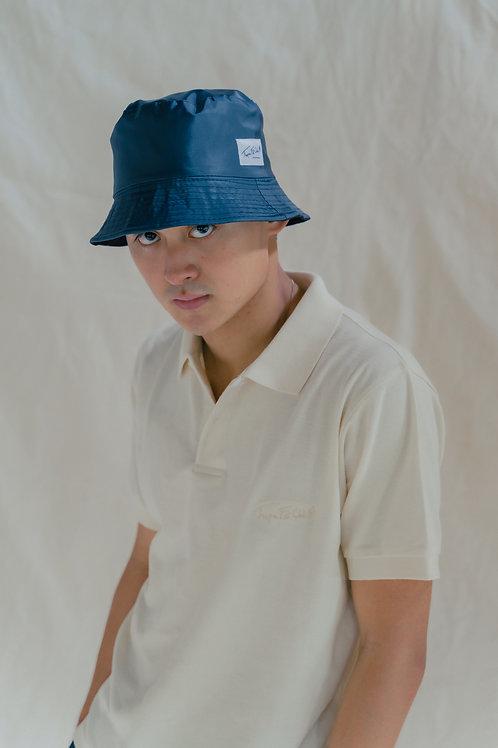 TFC Nylon Bucket Hat Navy