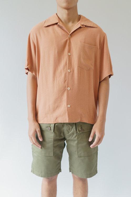 Tropa Hawaiian Shirt Copper