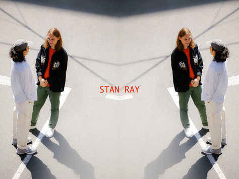 This Just In: Stan Ray Carpenter Pants
