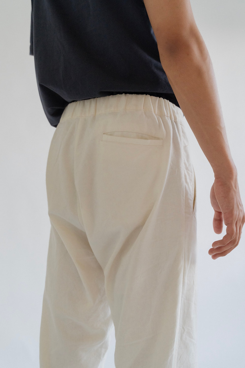 Men's Pull Up Pants Buko