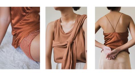 Amber: Exploring Vivien Ramsay's Textile Color