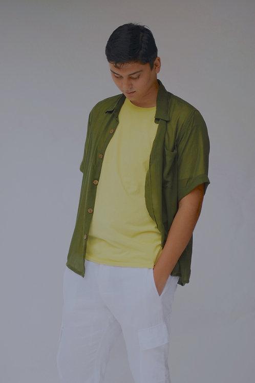 La Pirata Indio Shirt Green