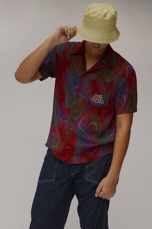 Tropa Warp Hawaiian Shirt