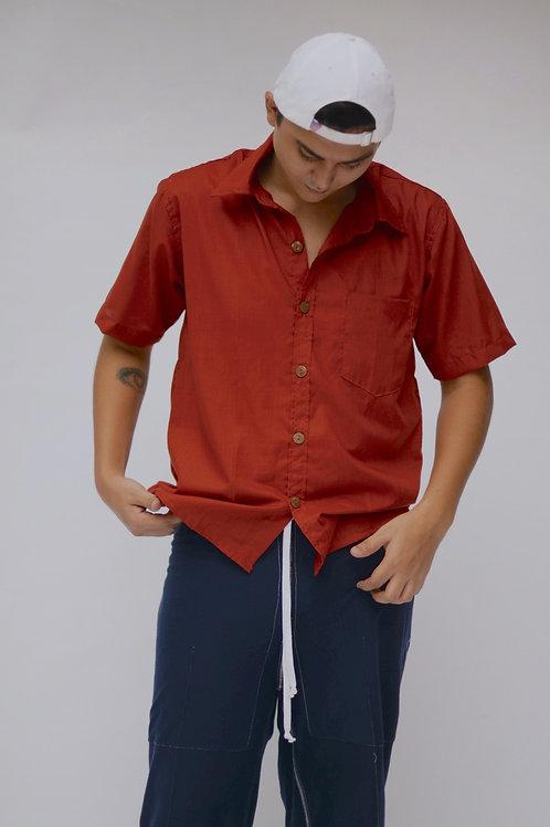 La Pirata Indio Shirt Red