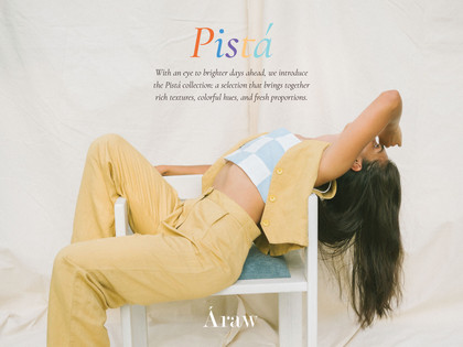 Pistá Summer 2021 Collection