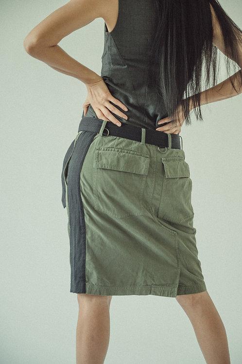 Kostüm V Dries Van Noten Skirt