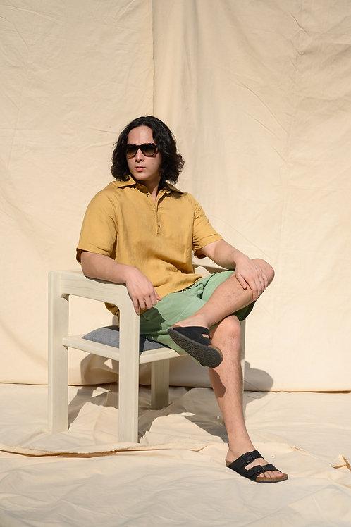 Men's Pop-over Shirt Bamboo (pre-order)