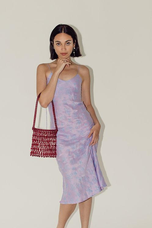 Kaibigan Slip Dress Lilac (pre-order)