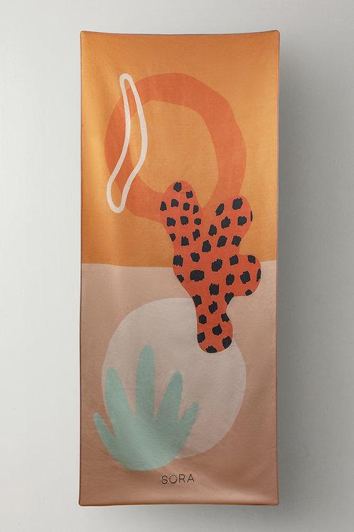 Sora Coral Towel