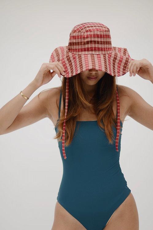 La Pirata Summer Hat Brown