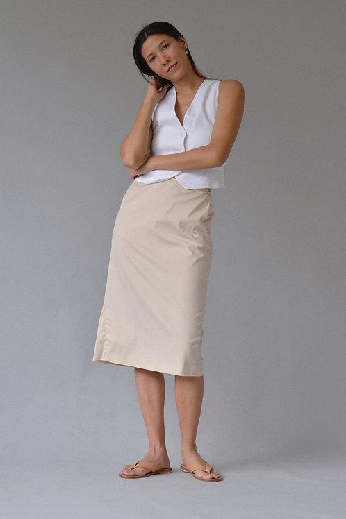 Kostüm V Jill Sander Pencil Skirt